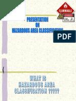 Presentation Haz Area - PPT