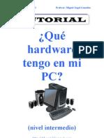 ¿Qué hardware tengo en mi PC? (intermedio)