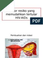 Faktor Resiko Tertular Hiv-Aids