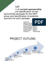 IIMK SDP Project_ppt