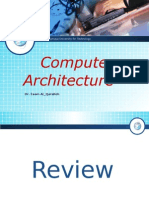 Computer Architecture Review