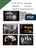 Nikola Tesla Diyi Carmen