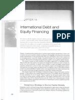 ESM 2013_Ch 14_Intl Debt and Equity Financing