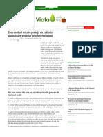 Zece Moduri de a Te Proteja de Radiatia Daunatoare Produsa de Telefonul Mobil - Viata in Verde Viu