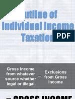 Individual Income Taxation