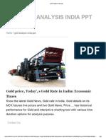 gold analysis india ppt.pdf