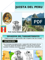 laconquistadelperu2-131128133235-phpapp01