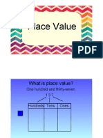 place value smart board activity