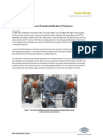 Centrifugal Compressor Pulsation-Vibration Problems
