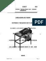 Proyecto Dobladora Completo
