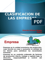 clasificaciondelasempresas-110725125527-phpapp01.pptx