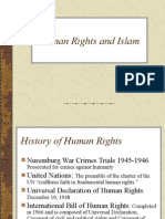 Human Rights and Islam