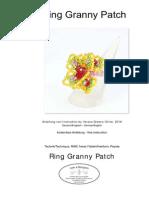 Vereana Greene Christ - Ring-Granny Patch