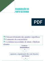 Organizaçao Do Ponto de Venda