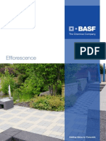 Efflorescence Control - BASF