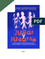 Jugar y Jugarse. Mariano Algava