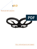 AR Drone 2 User Guide Android SP