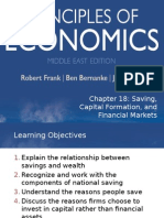 Chapter 18 - Saving, Capital Formation, And Financial Markets