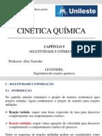 Cinética Química - Capítulo 5