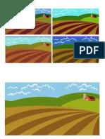 Sac Jump - Colour Test Backgrounds