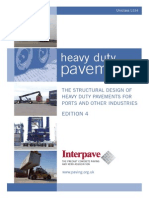 Heavy Duty Pavements