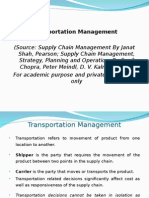 SCM Transport
