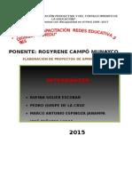 Proyecto Surcubamba Final 2015