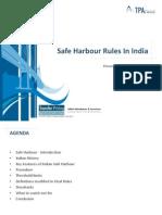 131010_Safe Harbour Rules Final