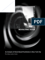 An Analysis of Street-Based Prostitution in New York