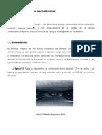 Tema 8 Combustion y Combustibles y Tipos de Quemadores