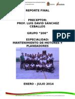 Preceptoria Luis David Sanchez Ceballos