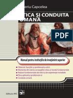 Valeriu Capcelea Etica Si Conduita