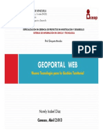 Megatendencias (Geoportales Web)