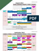 cndv 5303 week 3 assignment k  walling calendar