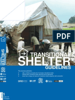 Transitional Shelter Guidelines