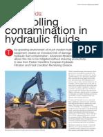fluido hidraulico