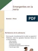 Roles Emergentes en La Enfermeria