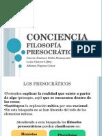 Conciencia-Filosofía-Presocrática
