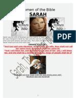 sarah without dateg