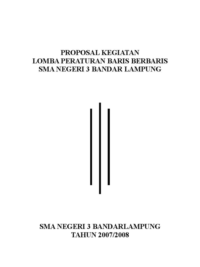 Proposal Kegiatan