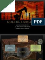Shale Oil & Shale Gas