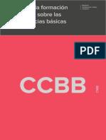 Guia Ensenanza y Aprendizaje de Las CCBB