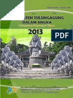 Tulungagung Dalam Angka 2013
