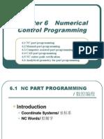 Numerical Control Programming