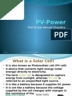 Uet Pv Power