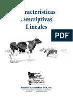 Caracteristica de Vacas Lecheras