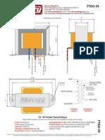 Mercury Magnetics FTDO-59