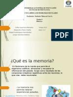 Problemas de la memoria