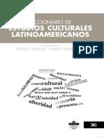 Diccionario Estudios Culturales