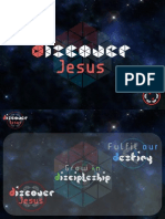 Discover Jesus 1 - Introduction